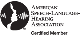 American Speech-Language Hearing Association - Certified Member
